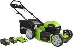 Brushless (Smart Pace) Self-Propelled Lawn Mower